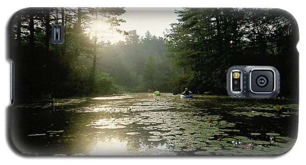 Kayaking Galaxy S5 Case