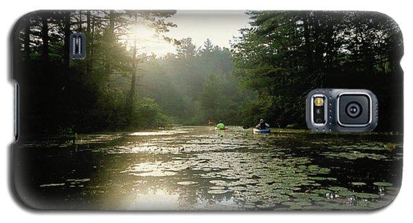 Kayaking Galaxy S5 Case