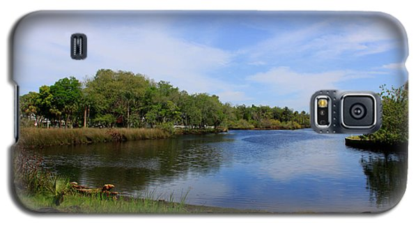 Kayaking The Cotee River Galaxy S5 Case