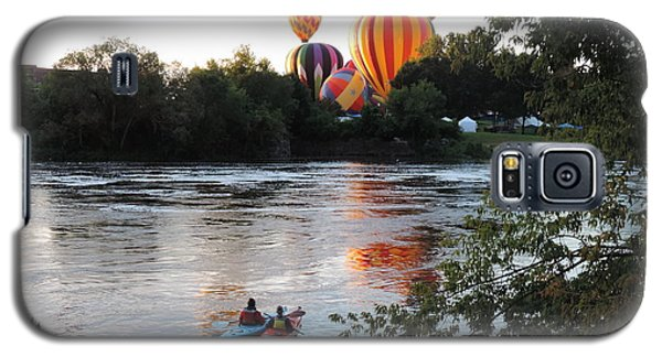 Kayaks And Balloons Galaxy S5 Case