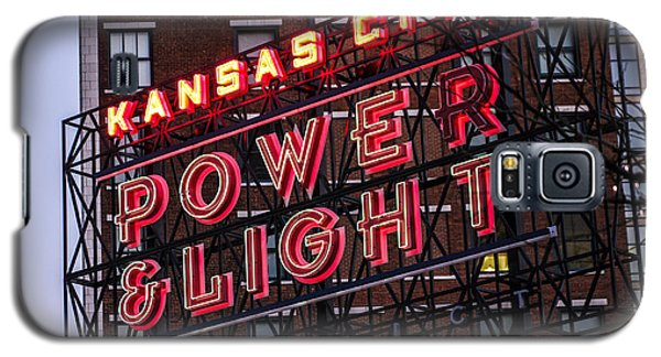 Kc Power And Light Galaxy S5 Case
