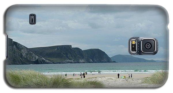 Keel Beach Achill  Galaxy S5 Case