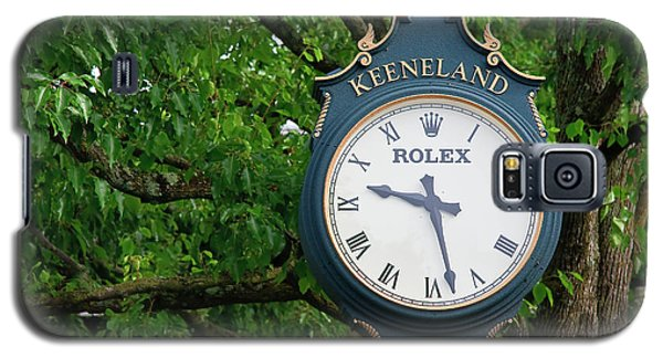 Keeneland Clock Galaxy S5 Case