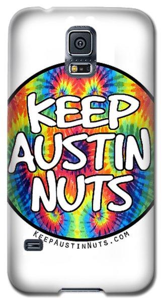 Keep Austin Nuts Galaxy S5 Case
