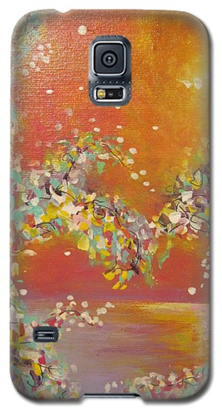 Keep Your Heart Open Galaxy S5 Case