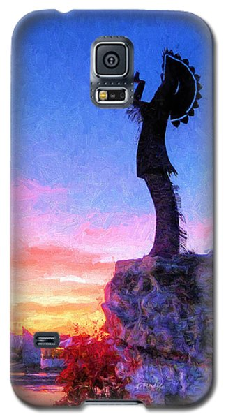 Keeper Of The Plains Galaxy S5 Case