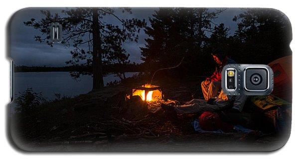 Keeping Warm Galaxy S5 Case