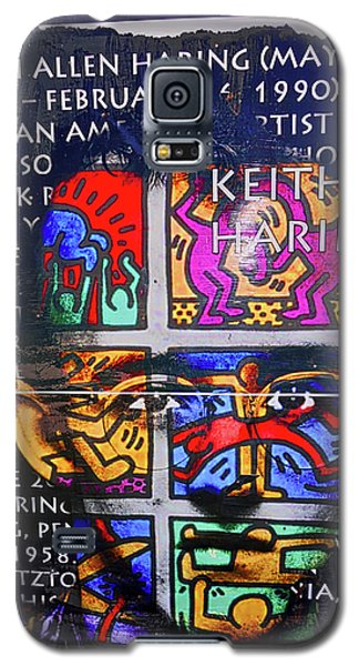 Keith Haring  Galaxy S5 Case