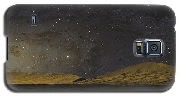 Kelso Dunes One Galaxy S5 Case by Kevin Blackburn