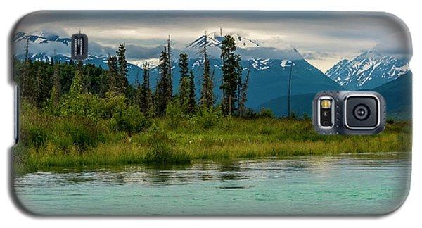 Galaxy S5 Case featuring the photograph Kenai by Gary Lengyel
