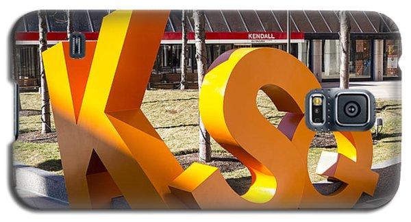Kendall Square Sign Cambridge Ma Galaxy S5 Case