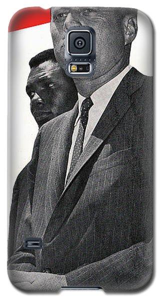 Whitehouse Galaxy S5 Case - Kenndy For President by Jon Neidert