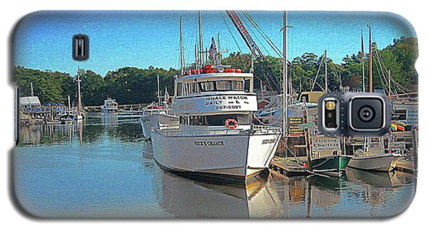 Galaxy S5 Case featuring the photograph Kennebunk, Maine - 2 by Jerry Battle