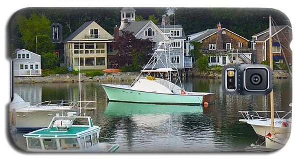 Kennebunkport Harbor Galaxy S5 Case by Alice Mainville