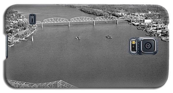 Kennedy Bridge Construction Galaxy S5 Case