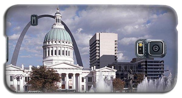Kiener Plaza - St Louis Galaxy S5 Case