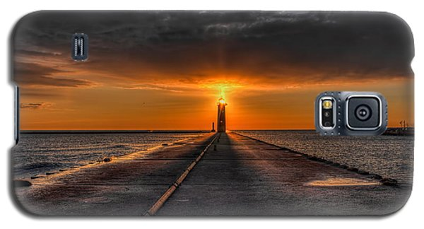 Kenosha Lighthouse Beacon Galaxy S5 Case