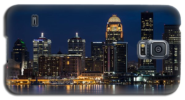 Louisville At Night Galaxy S5 Case