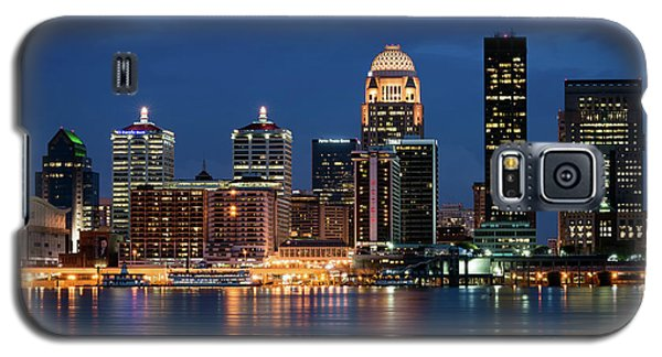Kentucky Blue Galaxy S5 Case
