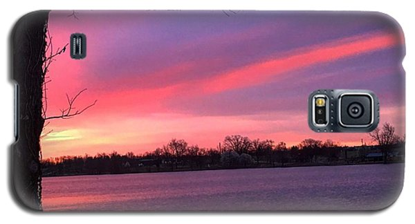 Galaxy S5 Case featuring the photograph Kentucky Dawn by Sumoflam Photography