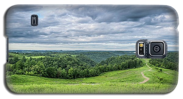Kentucky Hills And Clouds Galaxy S5 Case