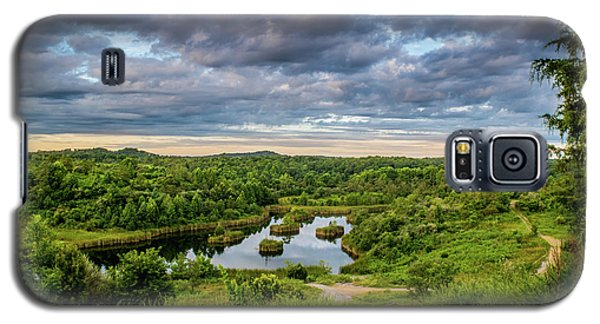 Kentucky Hills And Lake Galaxy S5 Case