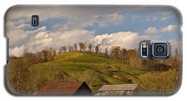 Kentucky Mountain Farmland Galaxy S5 Case