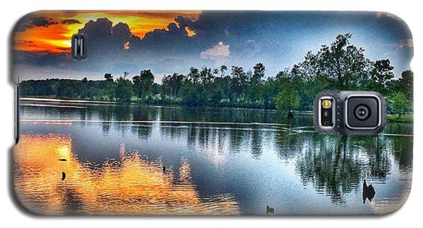 Kentucky Sunset June 2016 Galaxy S5 Case