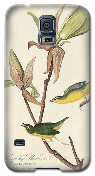 Kentucky Warbler Galaxy S5 Case