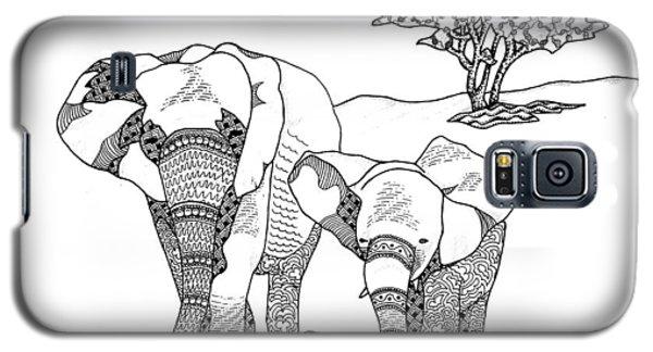 Kenyan Walk Galaxy S5 Case