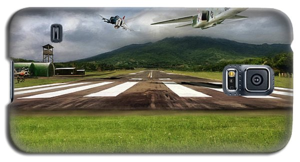 Kep Field Air Show Galaxy S5 Case by Peter Chilelli