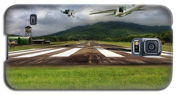 Kep Field Air Show Galaxy S5 Case