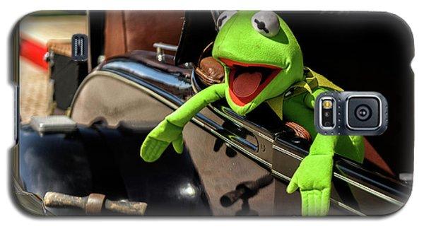 Kermit In Model T Galaxy S5 Case