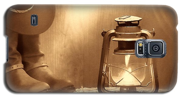 Kerosene Lamp Galaxy S5 Case