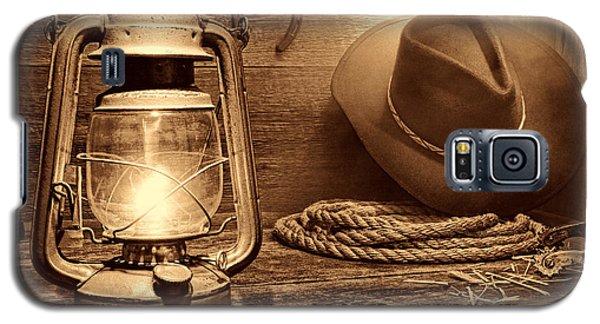 Kerosene Lantern Galaxy S5 Case