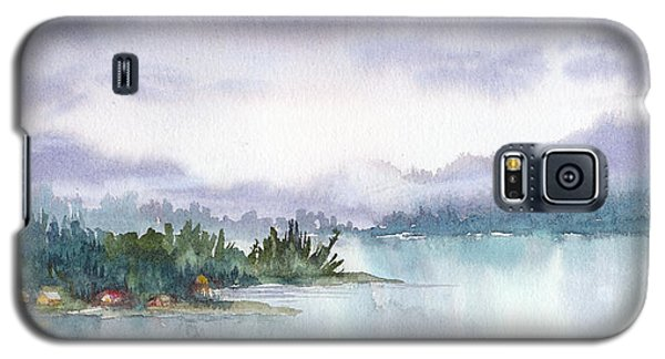 Ketchikan Alaska Inside Passage Shores Galaxy S5 Case