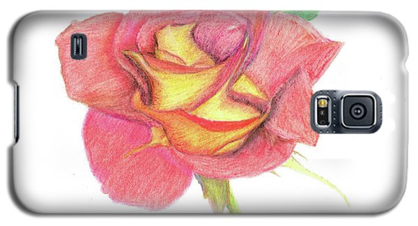 Ketchup And Mustard Rose Galaxy S5 Case