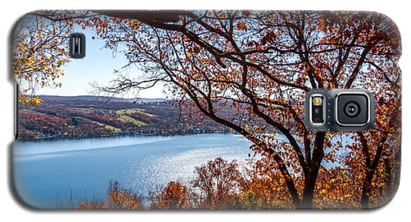 Keuka Lake Vista Galaxy S5 Case