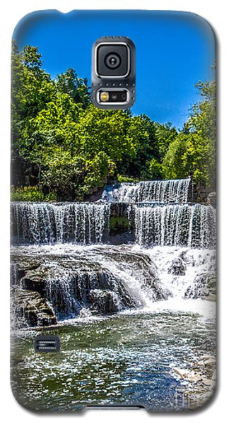 Keuka Outlet Waterfall Galaxy S5 Case