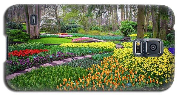 Keukehof Botanic Garden 2015 Galaxy S5 Case