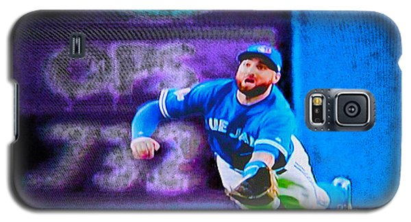 Kevin Pillar In Action II Galaxy S5 Case