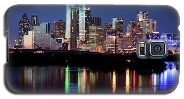 Jerry's Dallas Skyline Galaxy S5 Case