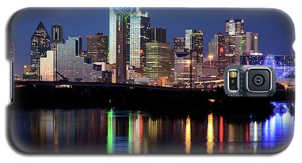 Kevin's Dallas Skyline Galaxy S5 Case