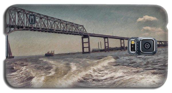 Key Bridge Annapolis Maryland Usa Galaxy S5 Case