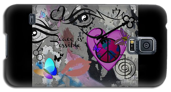 Key To Energy Of Peace  Galaxy S5 Case