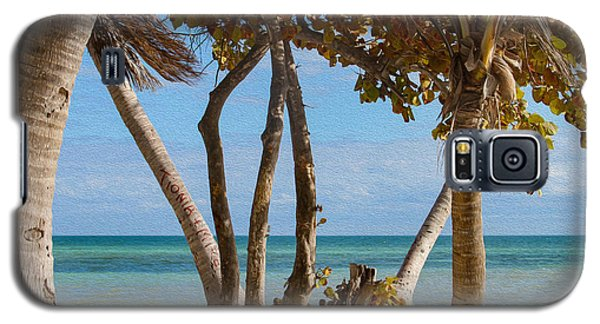Key West Afternoon Galaxy S5 Case
