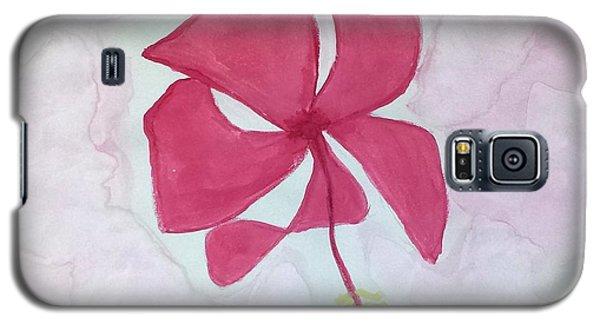 Key West Hibiscus Galaxy S5 Case