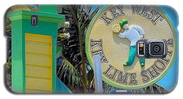 Key West Key Lime Shoppe Galaxy S5 Case by Janette Boyd