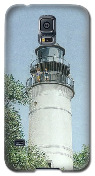 Key West Lighthouse Galaxy S5 Case