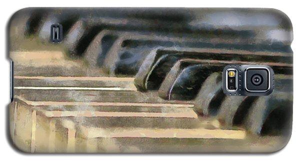 Keys To My Heart Galaxy S5 Case by Lynne Jenkins